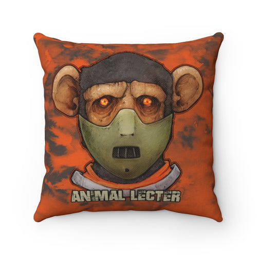 Accessory | Animal Lecter | Square Pillow