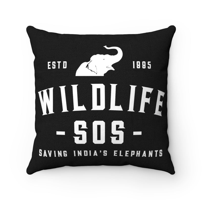 Accessory | WLSOS (1995)(White) | Square Pillow