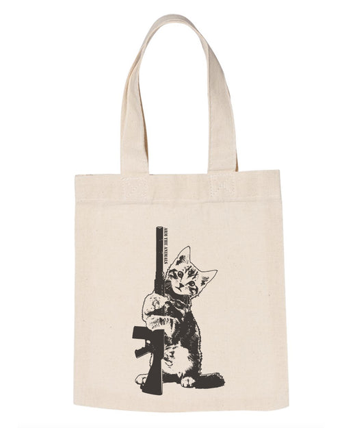 Accessories | Ain't Kitten Around | Tote Bag