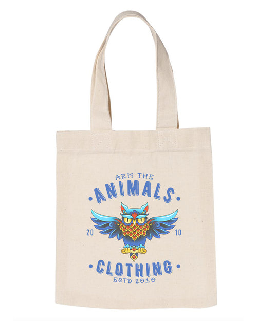 Accessories | Varsity Owl | Tote Bag