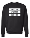 Men's | The 3 Rs | Crewneck Sweatshirt