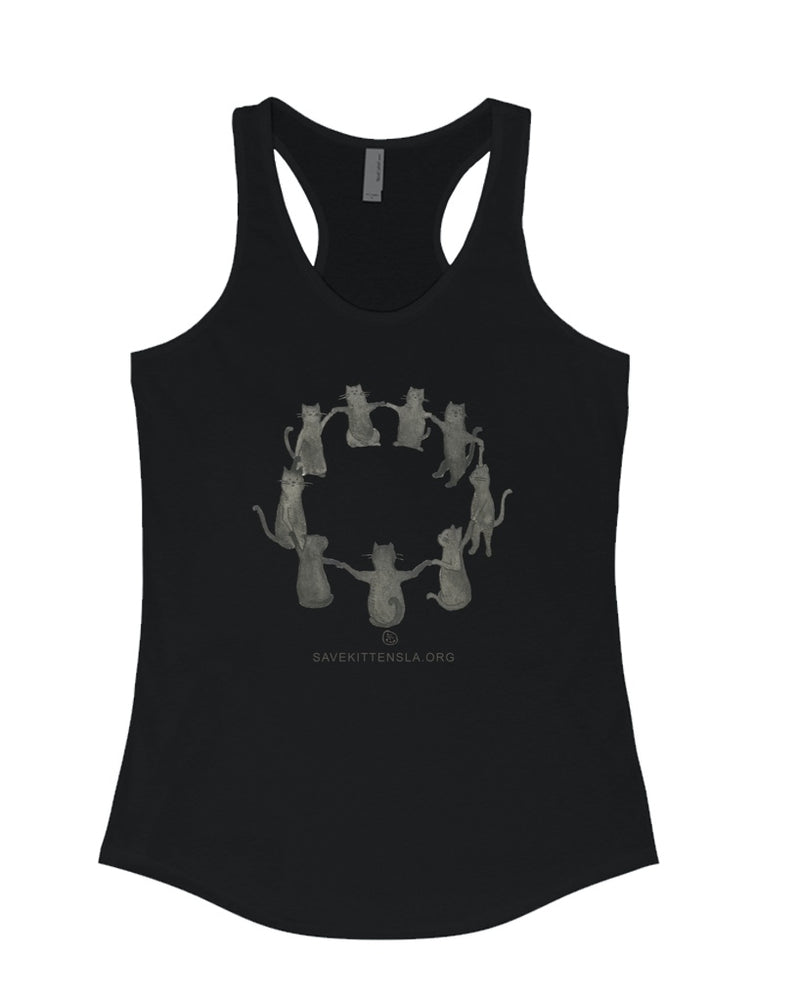 Women's | Kitty Coven | Ideal Tank Top
