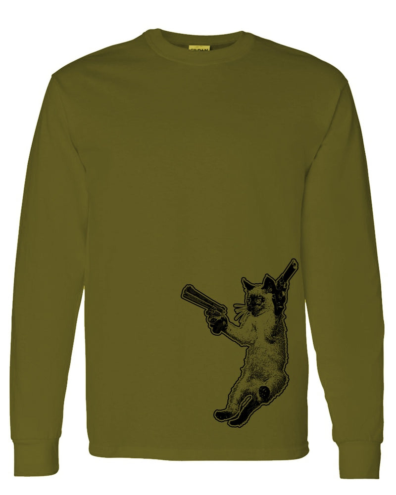 Men's | The Cat & The Gat| Jersey Long Sleeve