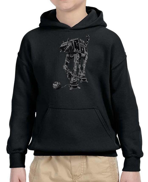 Youth Boys | Cat-At | Hoodie