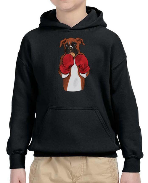 Youth Boys | Junior Boxer | Hoodie