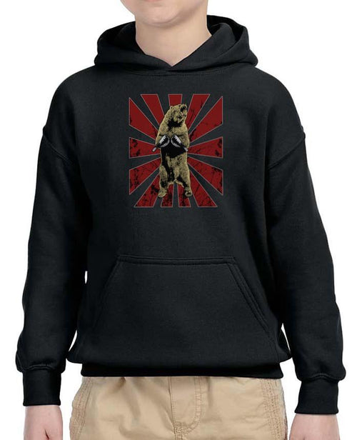 Youth Boys | Bear Traps | Hoodie