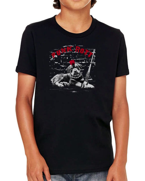 Youth Boys | Punk Rott | Tee
