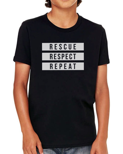 Youth Boys | The 3 Rs | Tee
