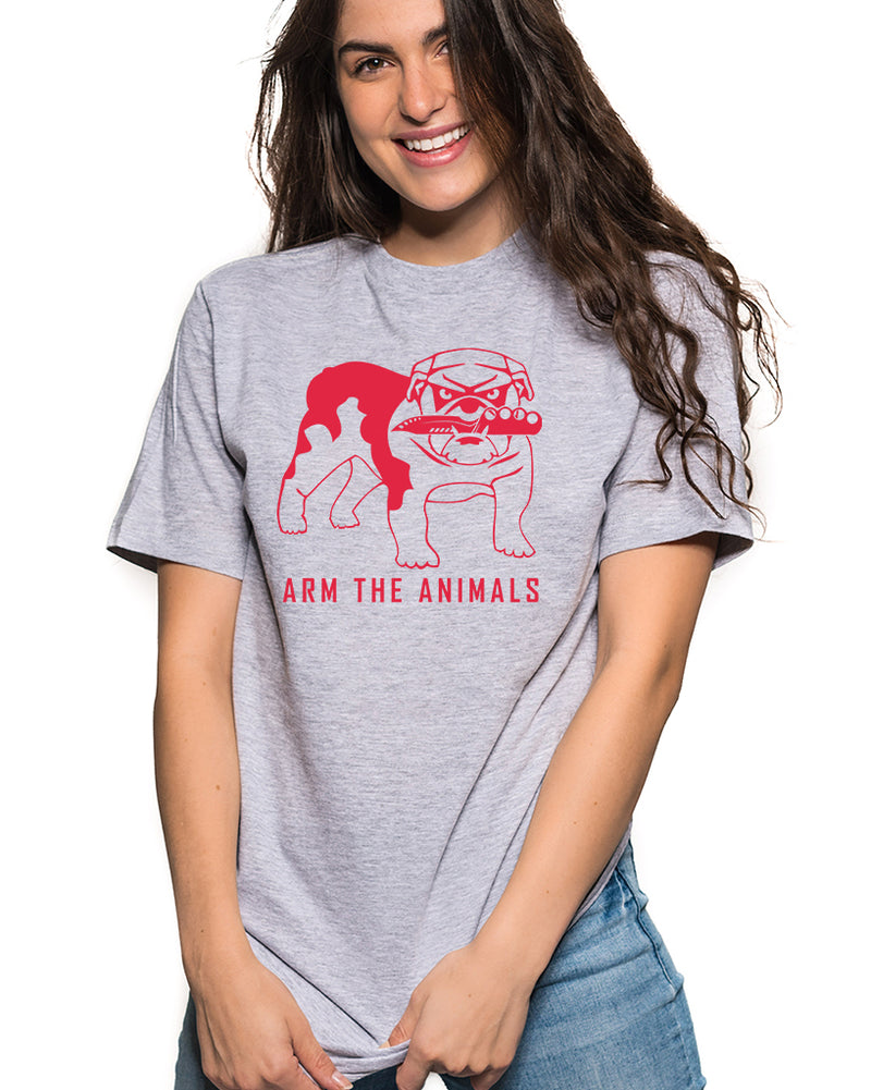 Women's | Bulldog Blade | Oversized Tee