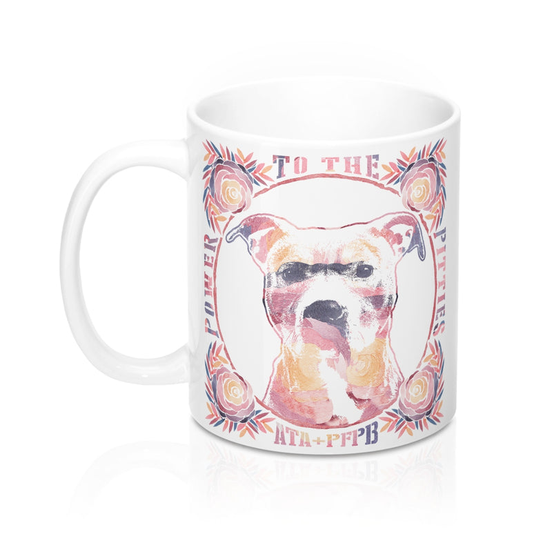 Accessory | Power To The  Pitties | Coffee Mug