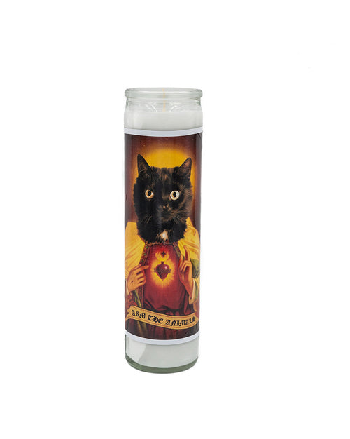 Home Goods | Holy Tuxedo | Devotional Candle