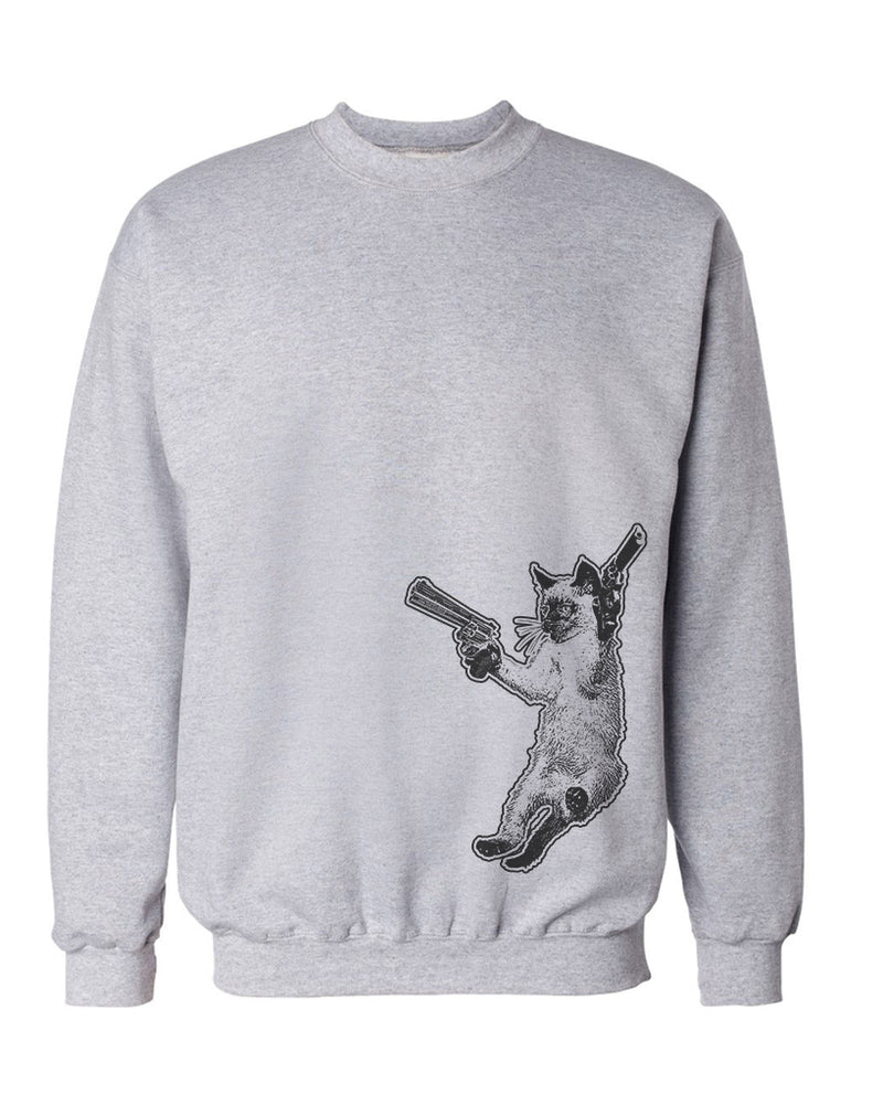 Women's | Cat & The Gat | Crewneck Sweatshirt