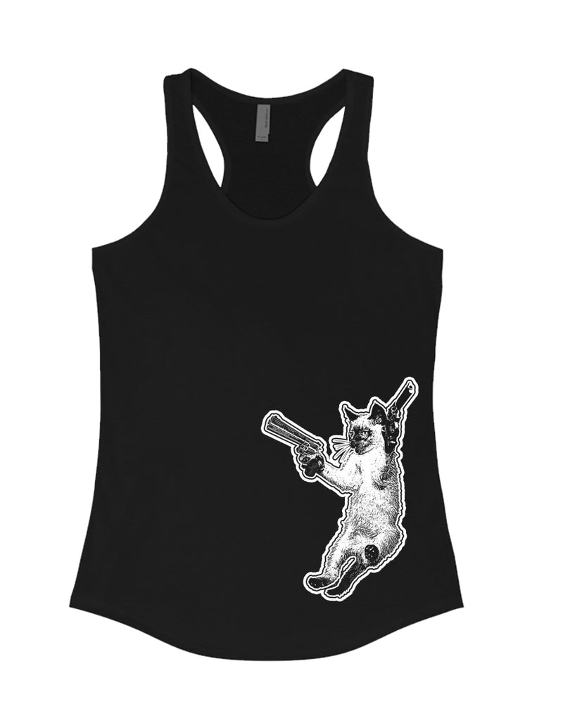 Women's | The Cat & The Gat | Ideal Tank Top