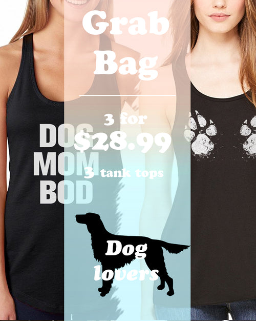 Women's | ATA Dog Ideal Tank Top | Grab Bag