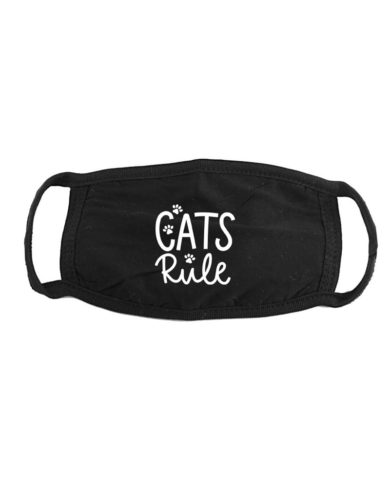 Accessory | Cats Rule | Face Covering
