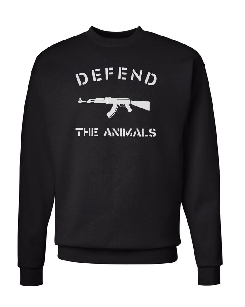 Men's | Defend The Animals | Crewneck Sweatshirt