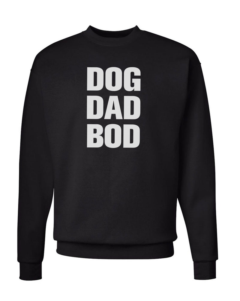 Men's | Dog Dad Bod | Crewneck Sweatshirt