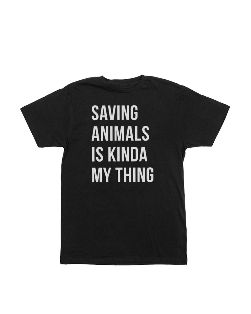 Men's | Saving Animals Is Kinda My Thing | Crew