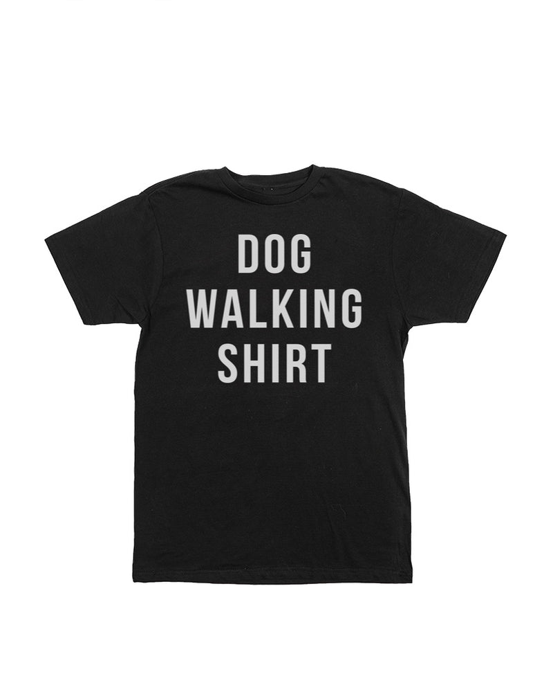 Men's | Dog Walking Shirt | Crew