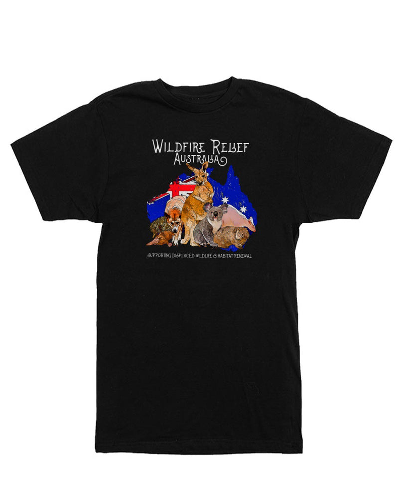 Men's | Wildfire Relief Australia | Crew
