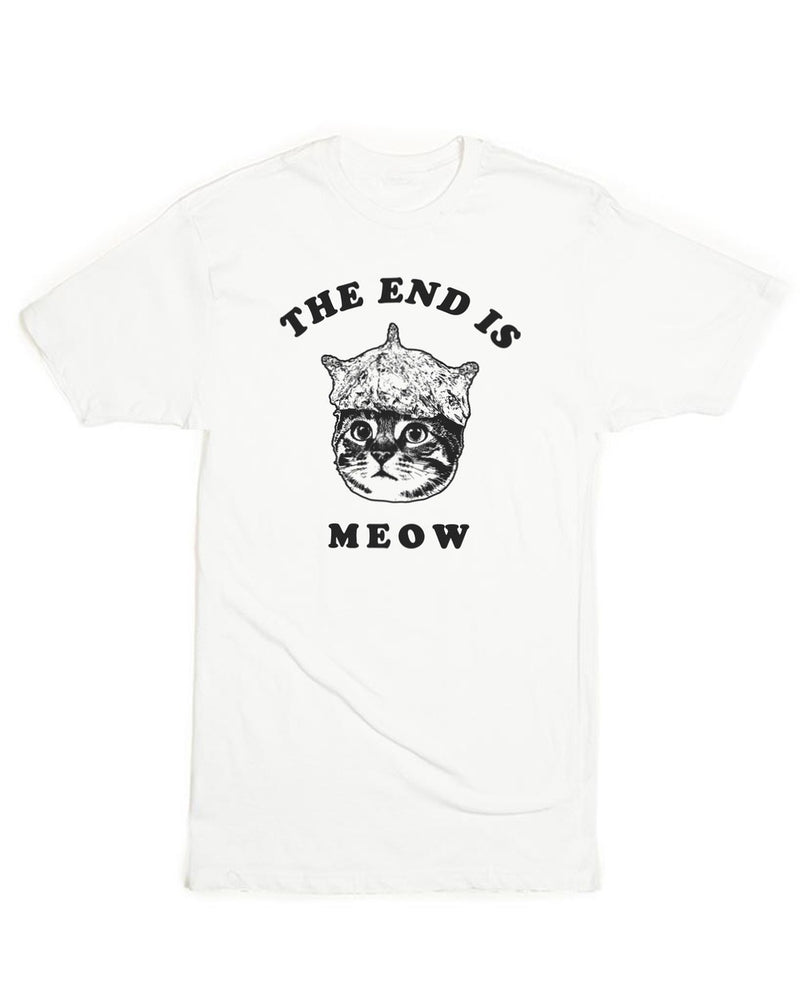 Men's | The End Is Meow | Crew