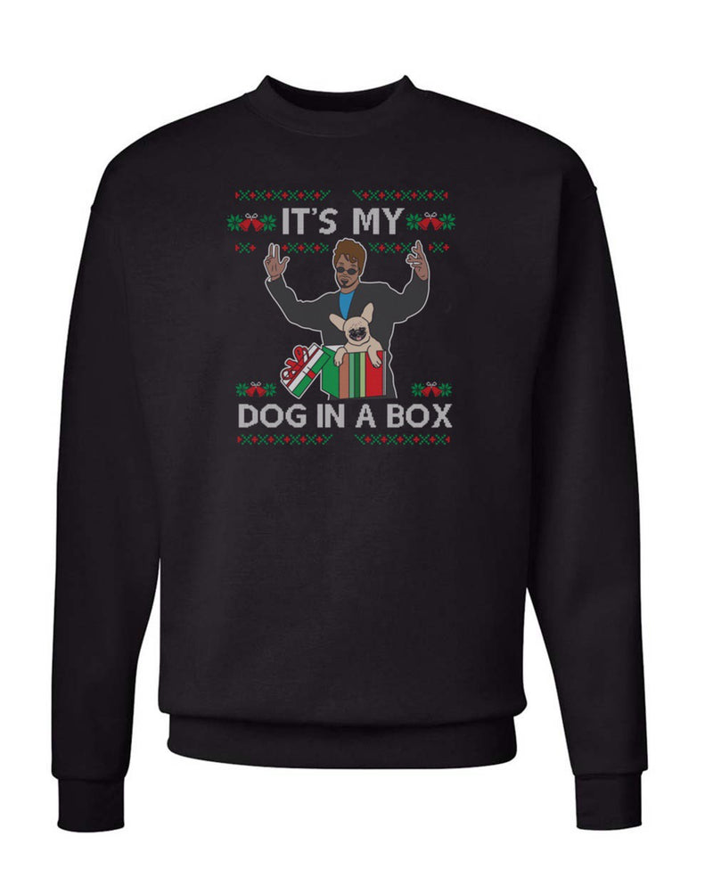 Men's | Dog In A Box | Crewneck Sweatshirt