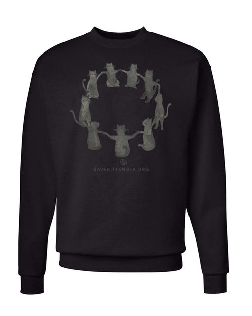 Men's | Kitty Coven | Crewneck Sweatshirt