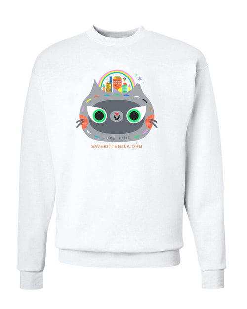 Men's | Kitty City | Crewneck Sweatshirt
