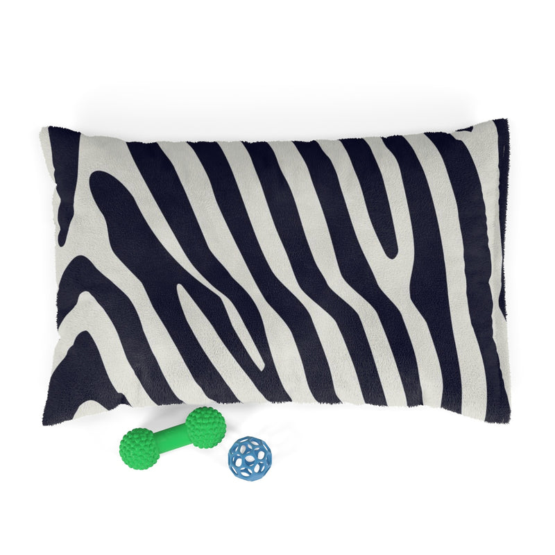 Pet | Zebra Print | Bed