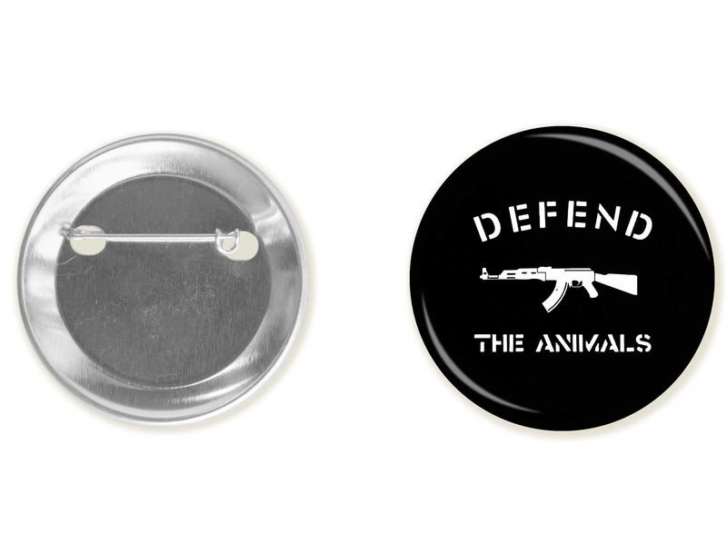 Accessory | Defend The Animals | Button