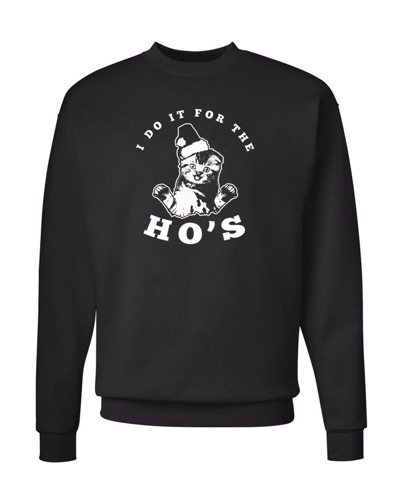Men's | Do It's For The Ho's | Crewneck Sweatshirt