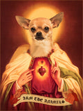 Home Goods | Holy Chihuahua | Devotional Candle