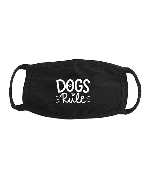 Accessory | Dogs Rule | Face Covering