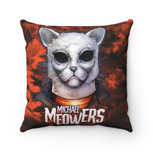 Accessory | Michael Meowers | Square Pillow