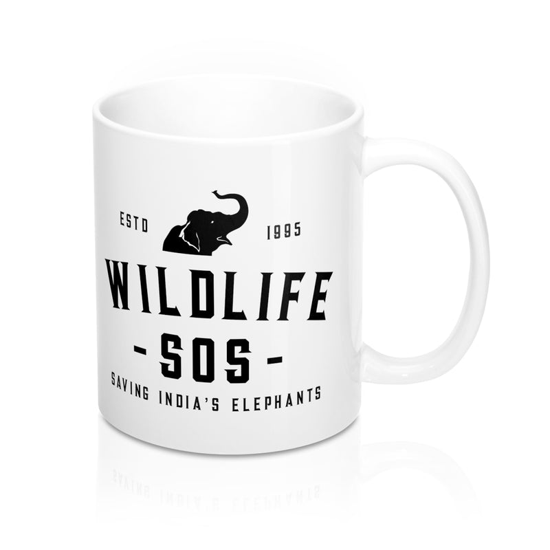 Accessory | WLSOS (1995) (Black) | Coffee Mug