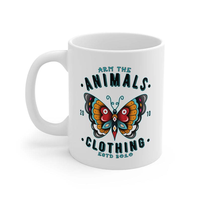 Accessory | Varsity Butterfly | Coffee Mug