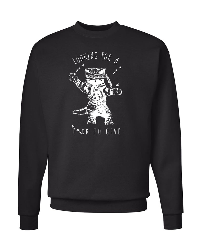 Men's | Cat Box | Crewneck Sweatshirt
