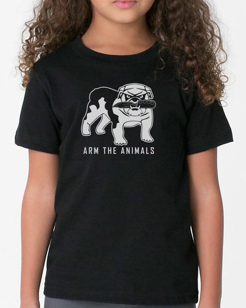 Youth Girls | Bulldog Blade | Tee