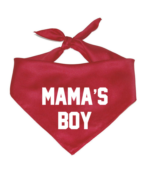 Pet | Mama's Boy | Bandana