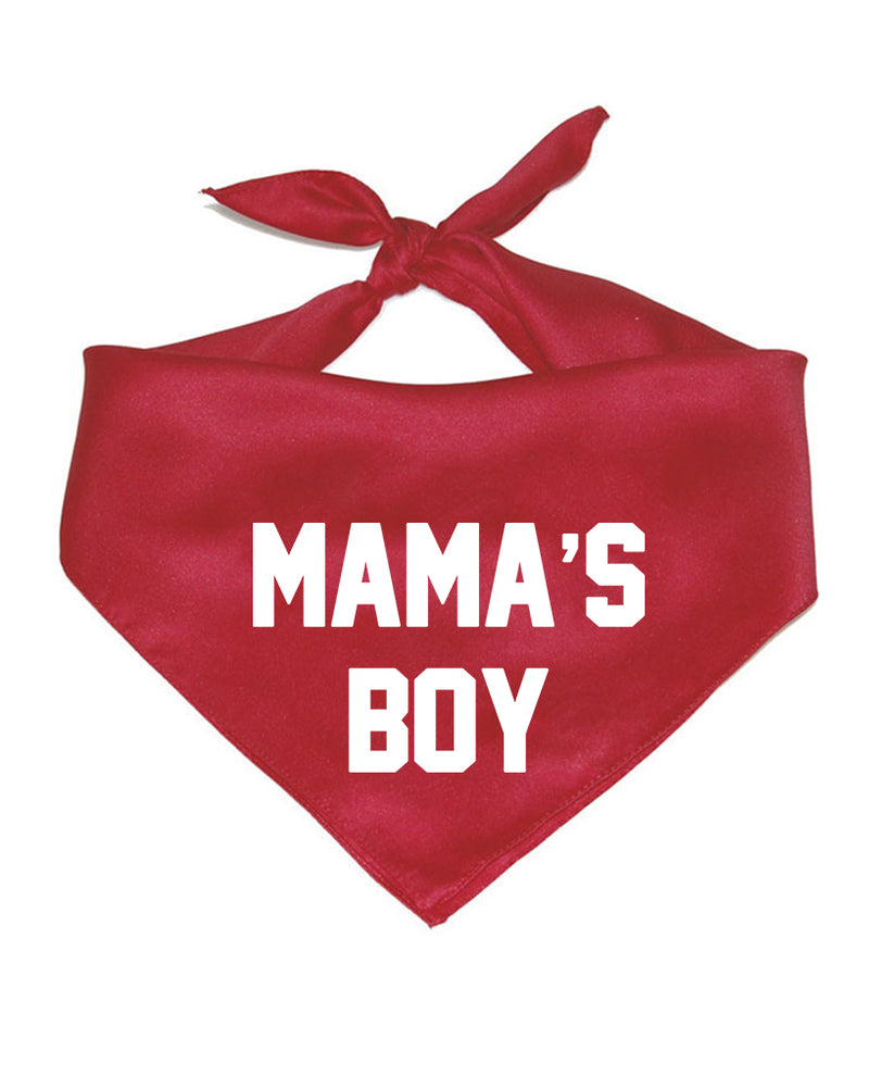 Accessory | Mama's Boy | Pet Bandana