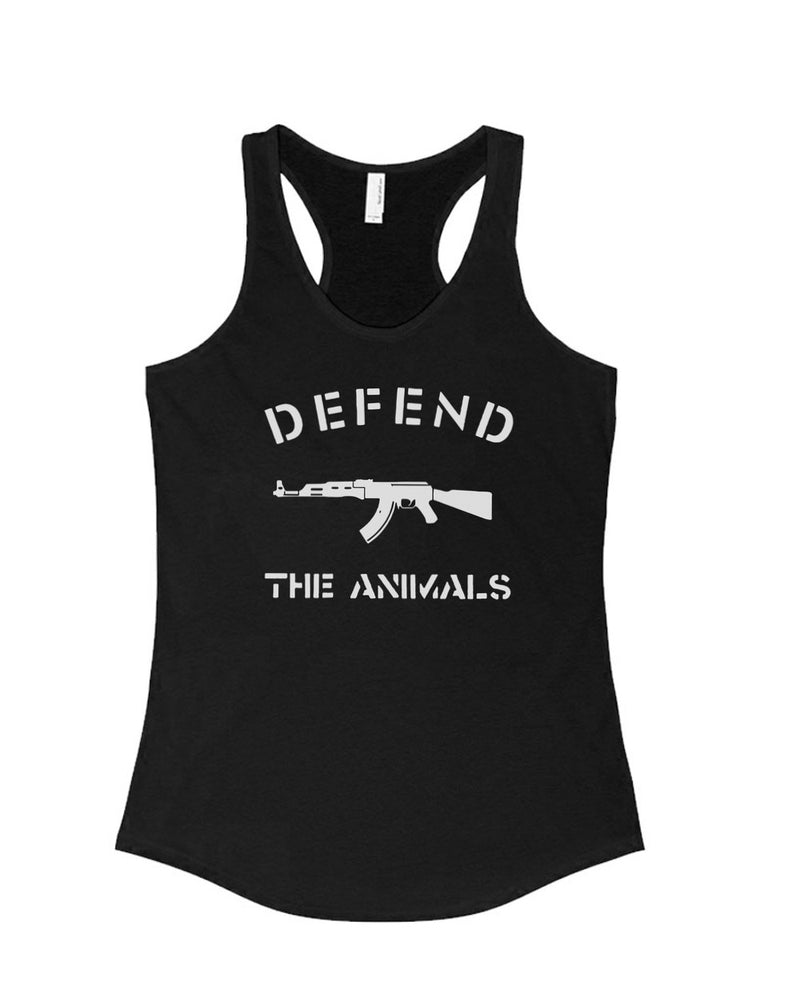 Women's | Defend The Animals | Ideal Tank Top