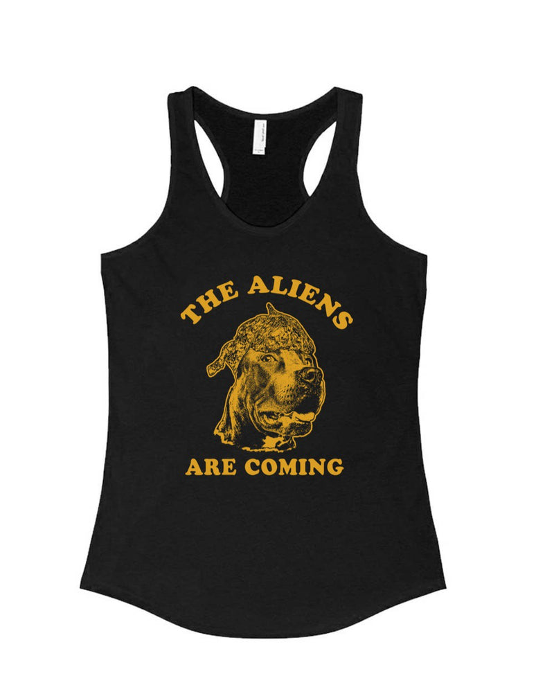 Women's | They Are Coming | Ideal Tank Top