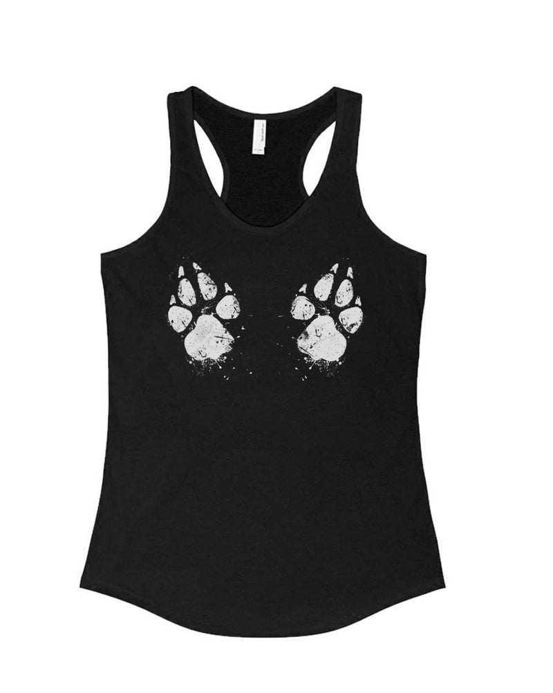 Women's | Paw-sive Aggressive | Ideal Tank Top