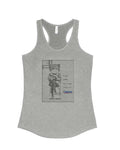 Women's | Purrnie Sanders | Ideal Tank Top