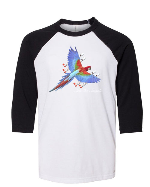 Youth Girls | Mac Caw | Raglan