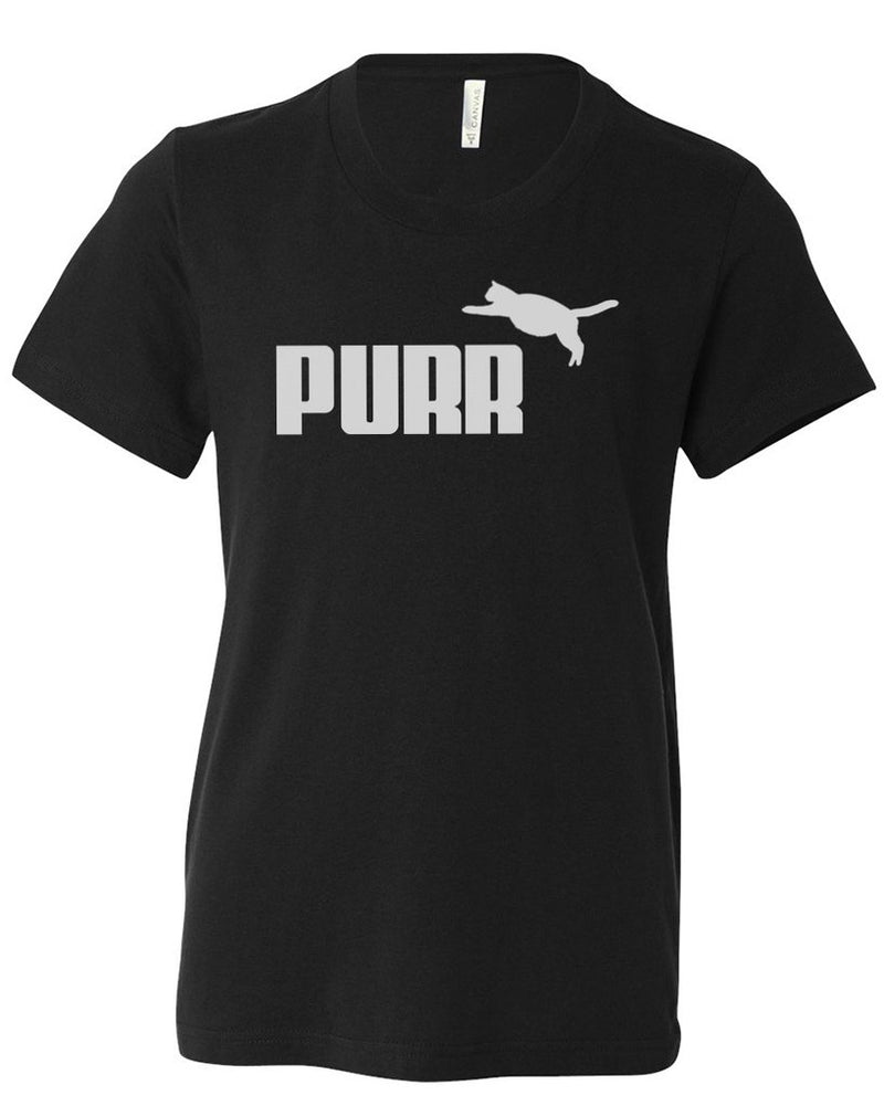 Youth Girls | Purr | Tee