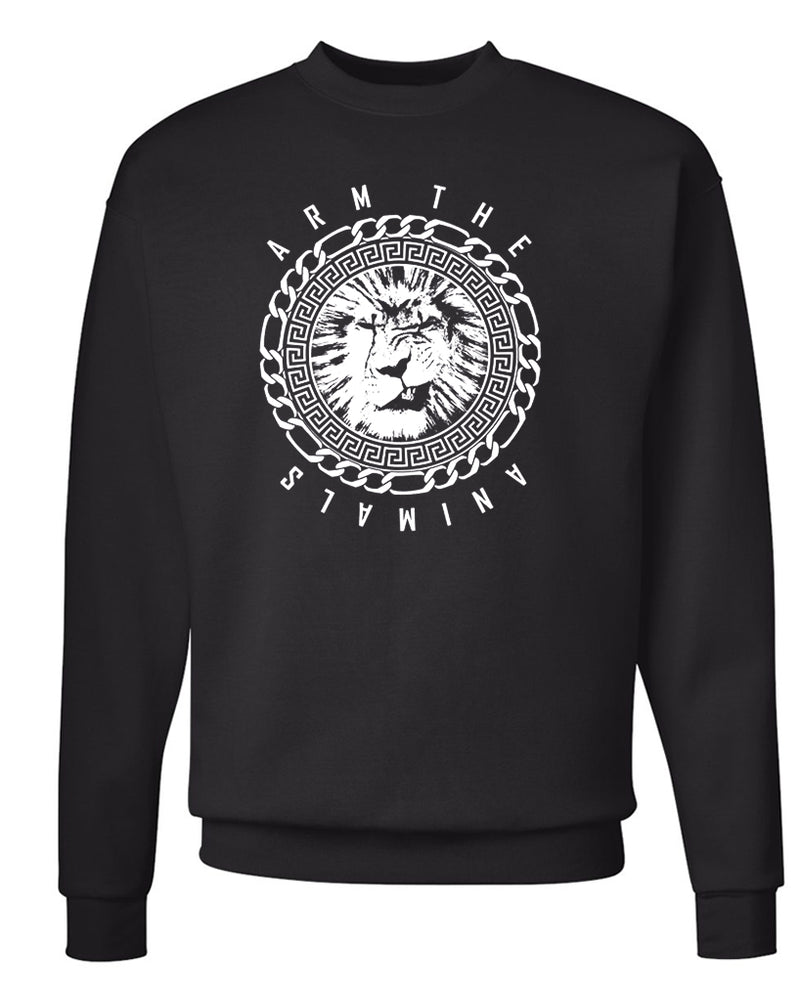 Men's | King Of The Jungle | Crewneck Sweatshirt