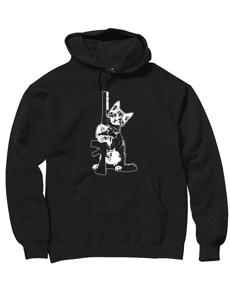 Women's | Ain't Kitten Around | Oversized Hoodie