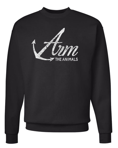 Men's | Armed Anchor | Crewneck Sweatshirt
