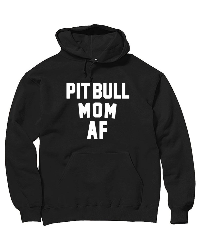 Women's | Pit Bull Mom AF | Oversized Hoodie